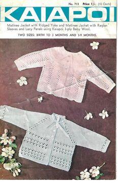 e7dfb4ac32de 925 Best Vintage Knitting   Crochet Patterns images