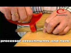 Super Sharp Knife Sharpener for Knives & Scissors