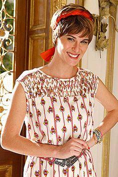 Aisha (Dani Moreno) da novela SALVE JORGE (Brasil - Rede Globo).