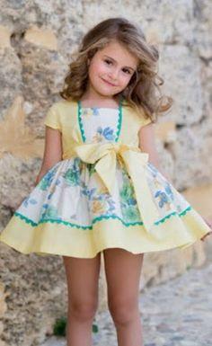 Little Girl Models, Cute Little Girl Dresses, Beautiful Little Girls, Little Girl Outfits, Cute Girl Outfits, Little Girl Fashion, Cute Toddler Girl Clothes, Toddler Dress, Kids Outfits Girls