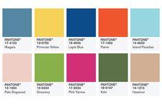 Cris Felix Com que roupa eu vou: Pantone - Conheça as cores que vão bombar em 2017