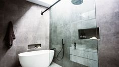 Chris & Jenna: Perfect main bathroom | The Block Glasshouse | 9jumpin