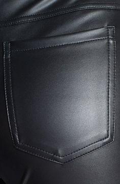 Hue 'Leatherette' Leggings | Nordstrom