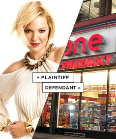 Katherine Heigl vs. the Drugstore , 7 Beauty Related Lawsuits You Have to Read to Believe