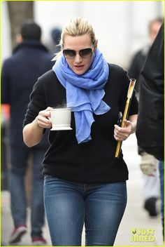 Kate Winslet & Keira Knightley Continue Filming 'Collateral Beauty ... Katewinslet