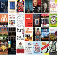 """Wednesday, February 18, 2015: The Brookfield Library has 32 new bestsellers, 11 new videos, 14 new audiobooks, four new music CDs, 21 new children's books, and 50 other new books.   The new titles this week include """"Shadows In The Night,"""" """"A Spool of Blue Thread: A Novel,"""" and """"Now 53: That's What I Call Music."""""""