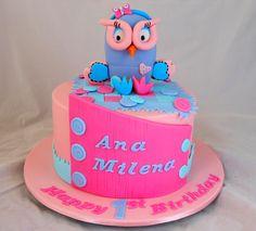 Hootabelle Cake by My Cake Place http://www.mycakeplace.com.au/