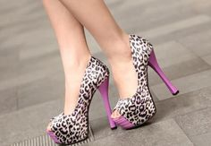 personally not one for print on shoes...but....i can make an exception;)