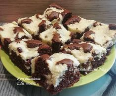 Creative Food, Cake Recipes, Food And Drink, Cupcakes, Sweets, Snacks, Cookies, Chocolate, Gastronomia