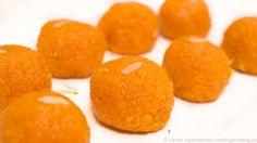 Motichoor Ladoo Recipe | Perfect Motichur Laddus - Indian Sweet | Secret...