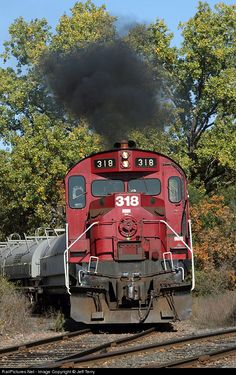 RailPictures.Net Photo: MNNR 318 Minnesota Commercial Alco RS-27 at Minneapolis, Minnesota by Jeff Terry