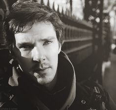 Benedict Cumberbatch - He's so much more than just a pretty face.  Benedict is a wise and intelligent and compassionate human being and I have so much respect for him.  He's a genuinely brilliant actor and his eloquence, optimism and passion for life never fail to inspire me. He's a beautiful man, inside and out.
