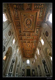 San Giovanni in Laterano (church)   Rome Italy