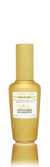 ★ Le Grand Serum ★ Recommended For: All skin types. --- Visit our website for more Biologique Recherche Products. Luxury Cosmetics, Art Of Beauty, Body Care, Serum, Hair Care, Perfume Bottles, Skincare, Website, Shop