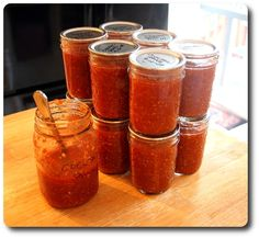 Canning Recipe: Seafood Cocktail Sauce