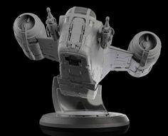Star Wars Clone Wars, Star Trek, Mandalorian Ships, The Empire Strikes Back, Disney Plus, Amazon Price, 40th Anniversary, Sci Fi, Lion Sculpture