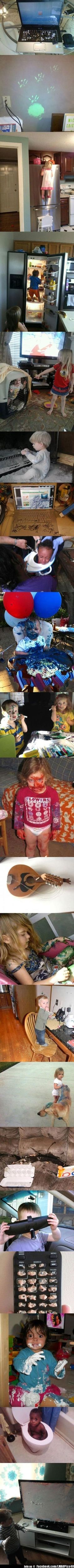 Don't Leave Kids Alone xD