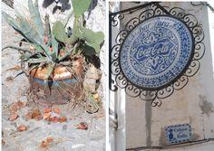 Gartenmalereien: Shabby /Granada