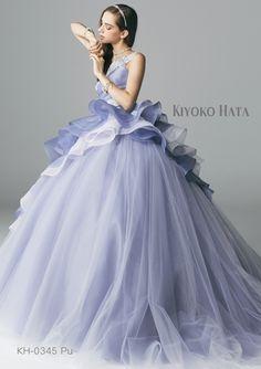 360°あなたに恋するドレス♡KIYOKO HATAの可愛すぎるドレスコレクション*にて紹介している画像