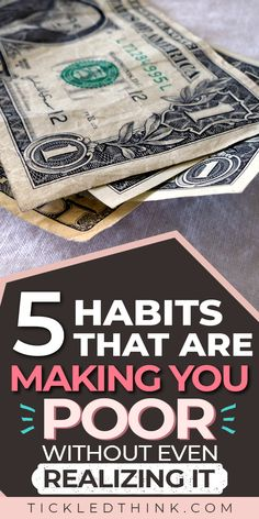 Are you tired of being broke? Could you be wasting money every day without even realizing it? Read on to learn effective tips on how to stop wasting money so you can start saving, pay off your debts and improve your finances immediately! #personalfinance #savingmoney #moneysavingtips #financialfreedom #savemoney #debtfreelife #payoffdebt #tickledthink Save Money On Groceries, Ways To Save Money, Money Tips, Money Saving Tips, How To Make Money, Earn Money, Household Expenses, Budget Envelopes, Savings Plan