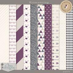 Romancing - Papers | SAS Designs