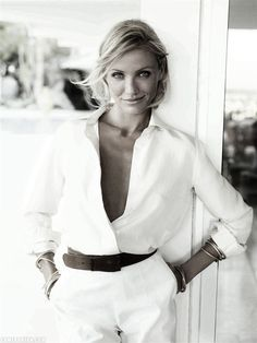 Cameron Diaz (a lasting impression: The Mask, She's the One, My Best Friend's Wedding, A Life Less Ordinary, There's Something About Mary, Being John Malkovich, Things You Can Tell Just by Looking at Her, Vanilla Sky, The Sweetest Thing, Gangs of New York, In Her Shoes, The Holiday, My Sister's Keeper...)