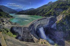 Kurobe Dam | Flickr - Photo Sharing!