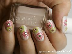 Pink Wednesday: Subtle Spring | Emerald Sparkled