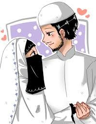 Discover ideas about muslim couples Cartoon Boy, Couple Cartoon, Cartoon Images, Muslim Brides, Muslim Women, Wedding Day Wishes, Wedding Cards, Cute Muslim Couples, Cute Couples