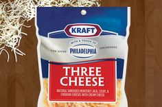 The blend of Monterey Jack, Colby, and Cheddar cheese with cream cheese is the perfect complement to all your dishes. Just think of all the creamy possibilities.