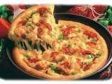 Receita Pizza hut genérica eu fiz