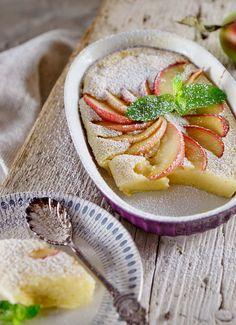 Dessert oder Hauptspeise? Der Topfen-Schmarrn kann beides! Süß und flaumig ist er wie ein Wölkchen auf der Gabel - wer könnte da widerstehen?
