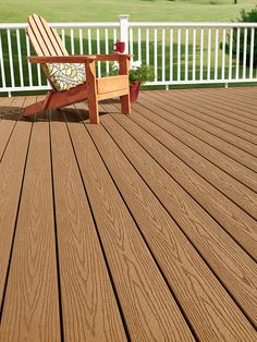 Decking railings and the amazing on pinterest for Fiberon ipe decking prices