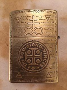 Constantine lighter from Arrow
