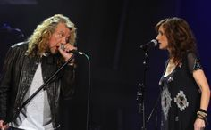 Robert Plant and Patti Griffin