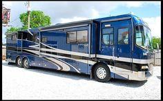 Mode Of Transportation| Serafini Amelia| 2005 Holiday Rambler Navigator 45 PBQ Motor Home