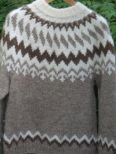 Islanti: Islantilainen villapaita | Punomo Jumper, Men Sweater, Drops Design, Iceland, Wool, Knitting, Sweaters, Kids, Colour