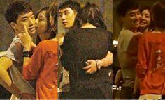 Big Bang's Seungri caught with model/actress Anna Kubo by paparazzi in Hong Kong