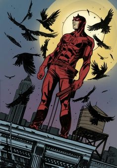 Cover Daredevil by Marvel Comics Art, Bd Comics, Marvel Heroes, Marvel Wolverine, Defenders Marvel, Daredevil Artwork, Daredevil Punisher, Marvel Comic Character, Comic Book Characters