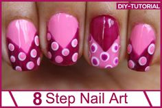 How To Do Nail Art At Home? – With Detailed Steps And Pictures