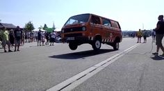 VW Vanagon - Bounce, Rockford Fosgate Tuning Day 2015