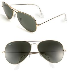 #Ray-Ban                  #Eyewear                  #Ray-Ban #'Large #Original #Aviator' #62mm #Sunglasses #Gold/ #Green #Size    Ray-Ban 'Large Original Aviator' 62mm Sunglasses Gold/ Green One Size                                   http://www.snaproduct.com/product.aspx?PID=5390592