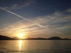 Boukari Beach sunset