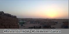 No te olvides del Sahara Occidental, ningún día... NUNCA #RASD #ElSaharaEsNuestraCausa #ReferendumNow #FREEWesternSahara