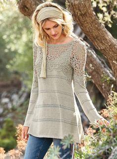 ff32f675da8f Margarita Pima Cotton Tunic - All Sale - Sale