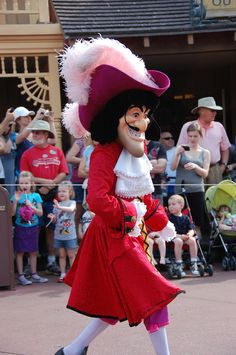 Silly Disney Joke - Where did Captain Hook get his hook? From the second hand -