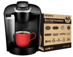 Keurig Classic Coffee Maker and K-Cup Pod Sampler. Back To School Essentials, Gifts For Hunters, Win Prizes, Enter To Win, Keurig, Tired, Giveaway, Coffee Maker, Cups