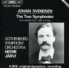 Johann Svendsen - Svendsen:The Two Symphonies