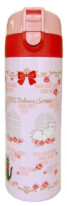 Kiki?fs Delivery Service JIJI Stainless Mug Bottle 350ml Studio Ghibli #Skater