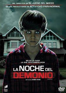 La noche del demonio - online 2010
